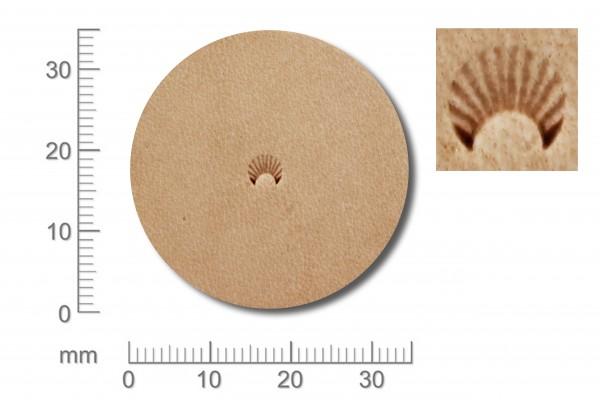 Punziereisen / Prägewerkzeug / Lederstempel C770 ( S II-05 )