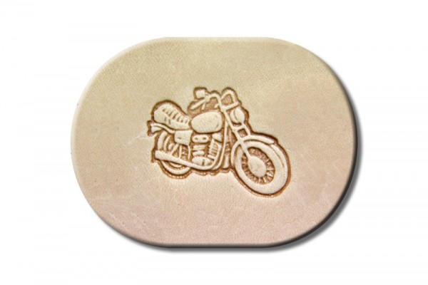 "Punzieraufsatz / Lederstempel ""Motorrad II"""