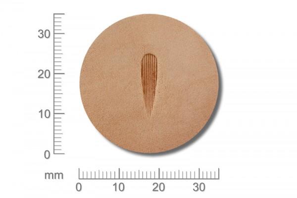 Craft Japan Punziereisen / Prägewerkzeug P861 ( 1o-10 )