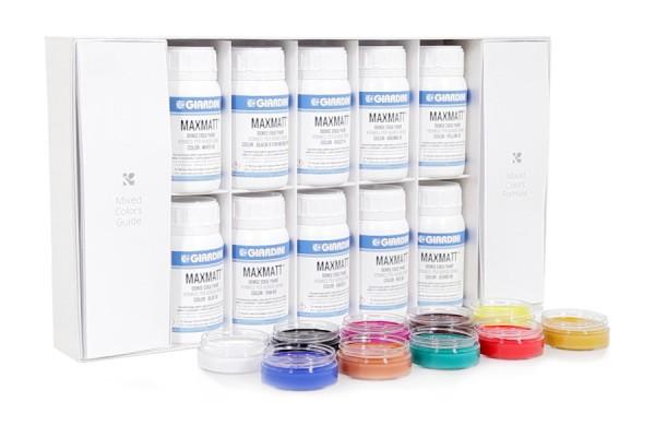 Kantenfarben-Set / MAXMATT™ Dense Edge Paint BOX