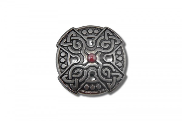 Concho, Celtic Cross 2 (antik silber)