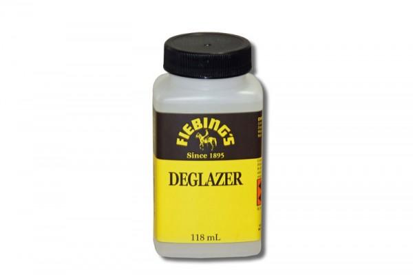 Leder - Reinigung / Fiebing`s Deglazer