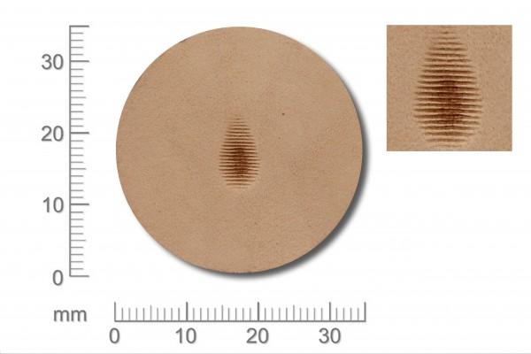 Punziereisen / Prägewerkzeug / Lederstempel P210 ( S-15 )