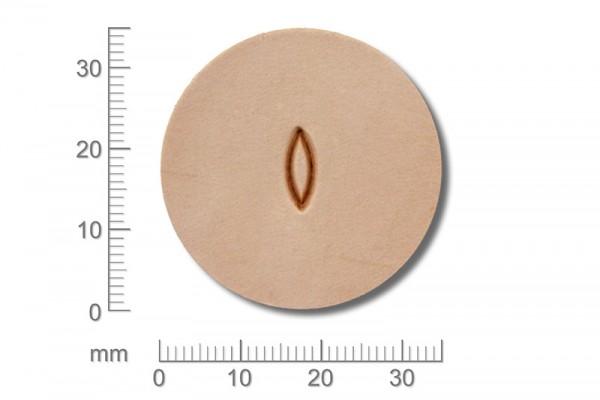 Craft Japan Punziereisen / Prägewerkzeug S624 ( 1o-12 )