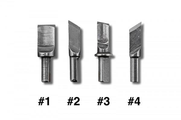 Profi Klinge für Kurvenmesser / Swivel-Knife