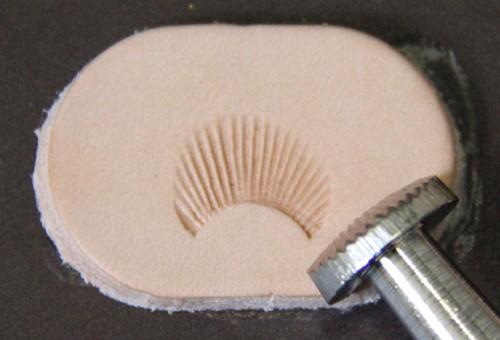 Punziereisen / Prägewerkzeug / Lederstempel C433 ( S-10 )
