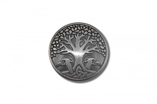 Concho, Celtic Tree of Life 2 (antik silber)